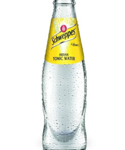 Schweppes Indian Tonic Water 0,2 Liter